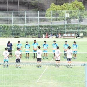 第74回 尾三地区高等学校ソフトテニス新人選手権大会