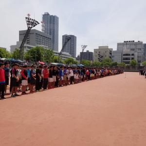第72回 広島県高等学校総合体育大会(個人戦)