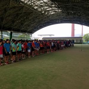 第41回 尾三地区高等学校ソフトテニス夏季選手権大会