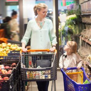 子供との買い物はなぜ疲れる?知育をプラスして楽しみに変えよう!