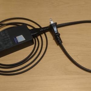【ノートパソコン】Surface Laptop 2の電源をコンパクトに改良