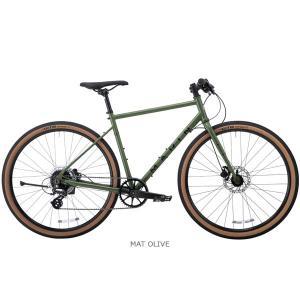 サントリー 特茶のCMでも使われている自転車 MARIN NICASIO SE