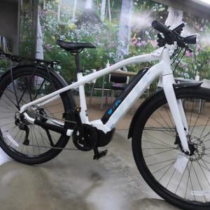 モデルチェンジしたPanasonic のe-bike XU1に乗ってみた