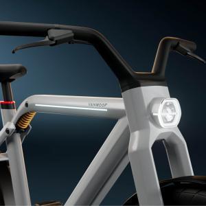 【 e-Bike 】新型 Vanmoof V はダブルサス、二輪駆動で登場