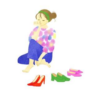 【靴選びに悩んでいる方必見!】数を減らして管理を楽にしよう「働くママの靴選び」
