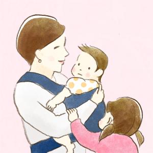 【仕事と育児】大切なのは周囲の協力と気分転換「4コマ漫画」