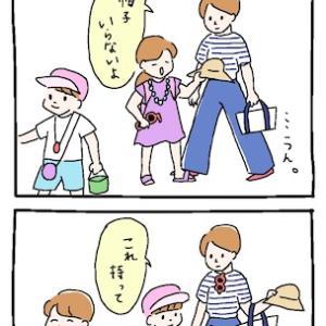 子供の「自分でやりたい」に付き合う【服装編】