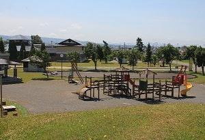 北海道の夏を堪能! ~遊水公園でのんびり♪~
