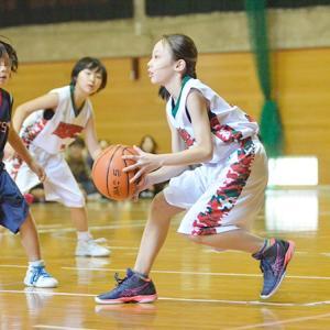 第8回戌年カップ2019ミニバスケットボール交歓大会に参加しました。