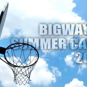 BIGWAVESサマーキャンプ2019開催します。