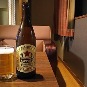 赤星が美味しく感じられる年齢になってきました。 サッポロビール「サッポロラガー」