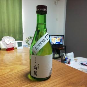 百万石の優雅な風味を湛える能登の純米吟醸 白藤酒造「奥能登の白菊 純米吟醸 百万石乃白」