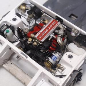 エンジン搭載準備の考察