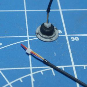 ヘッドライト配線
