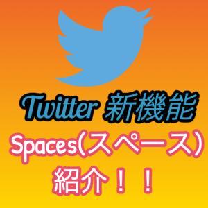 TwitterのSpaces(スペース)機能とは?やり方と使い方、Androidや参加方法について!