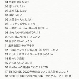 ST大賞2020開幕