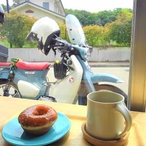 佐久穂町 Mikko Doughnuts cafeさんのドーナツ