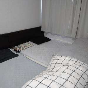 【ニトリと無印】寝具をモノトーン化