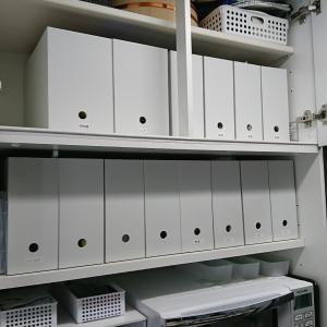 【収納】キッチンにまた増えた!ファイルボックス【無印】
