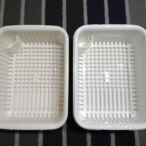水切りかご【見た目と使いやすさ】ステンレスvsプラスチック