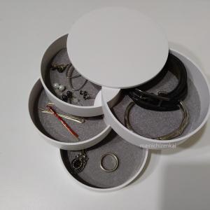 洗面台の収納をチェンジ【山崎実業】towerアクセサリートレイ