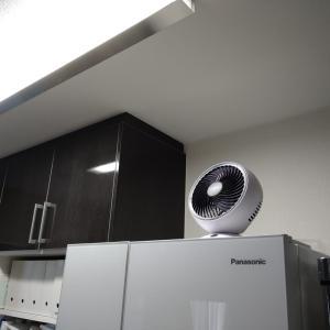 【モノトーン家電】USB充電のサーキュレーターと空調効率【部屋干し】
