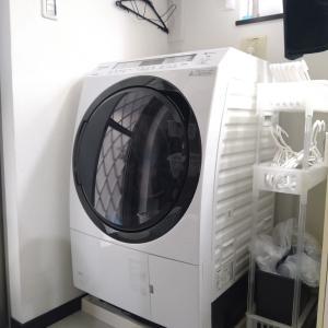 【時短家電】4人家族、初めてのドラム式洗濯機【ワーママ】