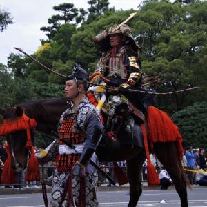 京都的 时代 祭              【時代祭】
