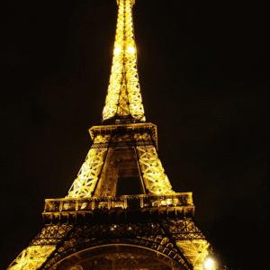 我去过法国巴黎。          『  フランスのパリに行ってきました。』