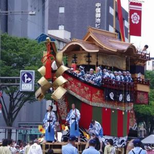 祇园节  后祭   (祗園祭 後祭)