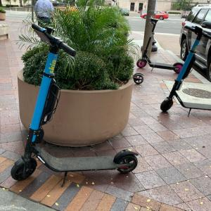 ワシントンDC旅行③電動スクーターでラクラク観光♪