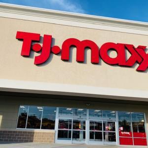 T.J. Maxxでお買い物