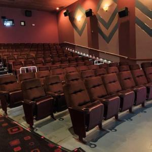サンクスギビングの映画館は貸切だった