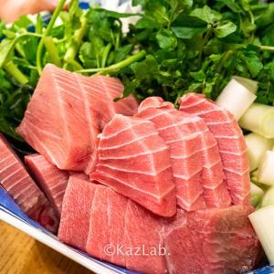 神楽坂にある鍋料理専門店 御料理 山さきの出汁と素材がすごかった!