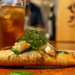 【再訪】銀座コリドー街にあるいつ行っても美味しさと驚きを与えてくれるカウンター割烹「せろ」