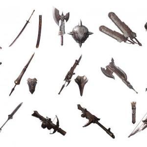 【MHW】生産武器で強い属性武器って何?【アイスボーン】