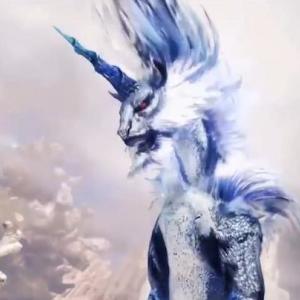 【MHW】キリンってどうやって凍て地に来たんだ?【アイスボーン】