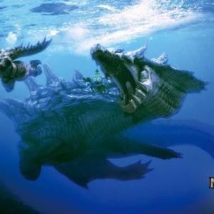 【MHW:IB】やたら水中戦復活で騒ぐけど、なんか良い所あったっけ?【アイスボーン】