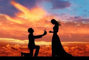 理想のプロポーズ