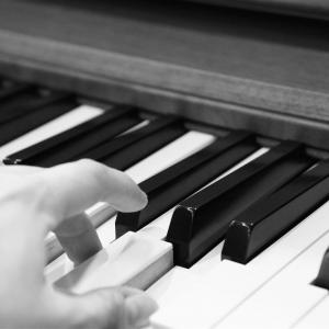 ピアノに恋して♫