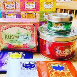 クスミティー(KUSMI TEA)福袋2021の購入方法は?ネタバレや感想も!