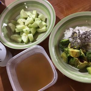 プコン 今日の朝食