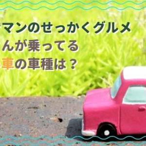 せっかくグルメの日村が乗ってる車の車種やメーカーは?中古でしか買えない?