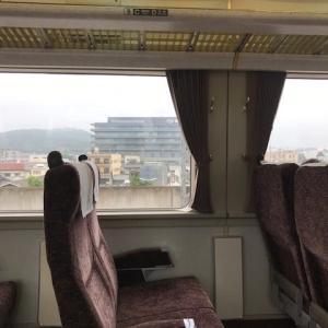 スバルの東長岡寮から京都へ帰郷