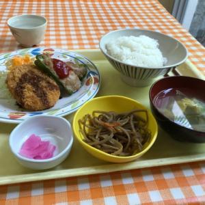 スバル期間工の東長岡寮の食堂メニュー