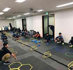 サーキットトレーニング【サッカー小田原FC】