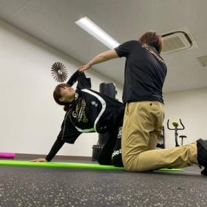 小田原地域も活動再開!でもその前に、隙間時間で腰痛予防。