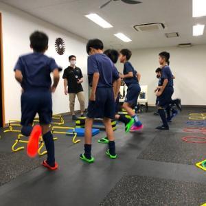 小田原ケアセンターでギョギョギョサントレーニング