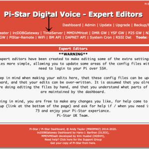 Pi-STARの時報アナウンスをいじる