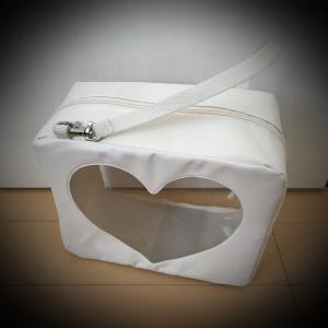 ぬいぐるみバッグに可愛く収納♡